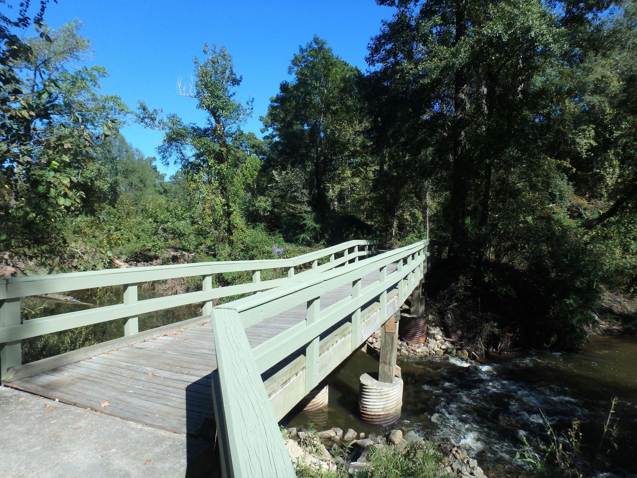 Grogan's Mill Nature Trail
