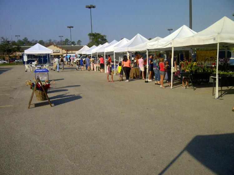 The Woodlands Farmers' Market