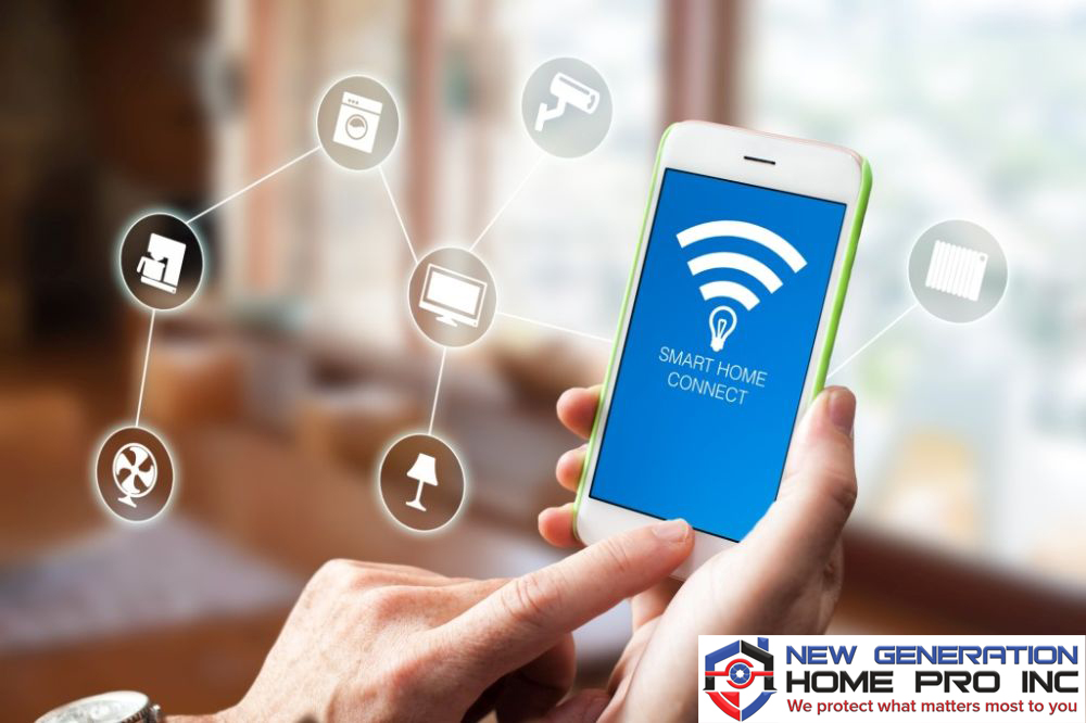 Can I Control My Home Security from My Phone?