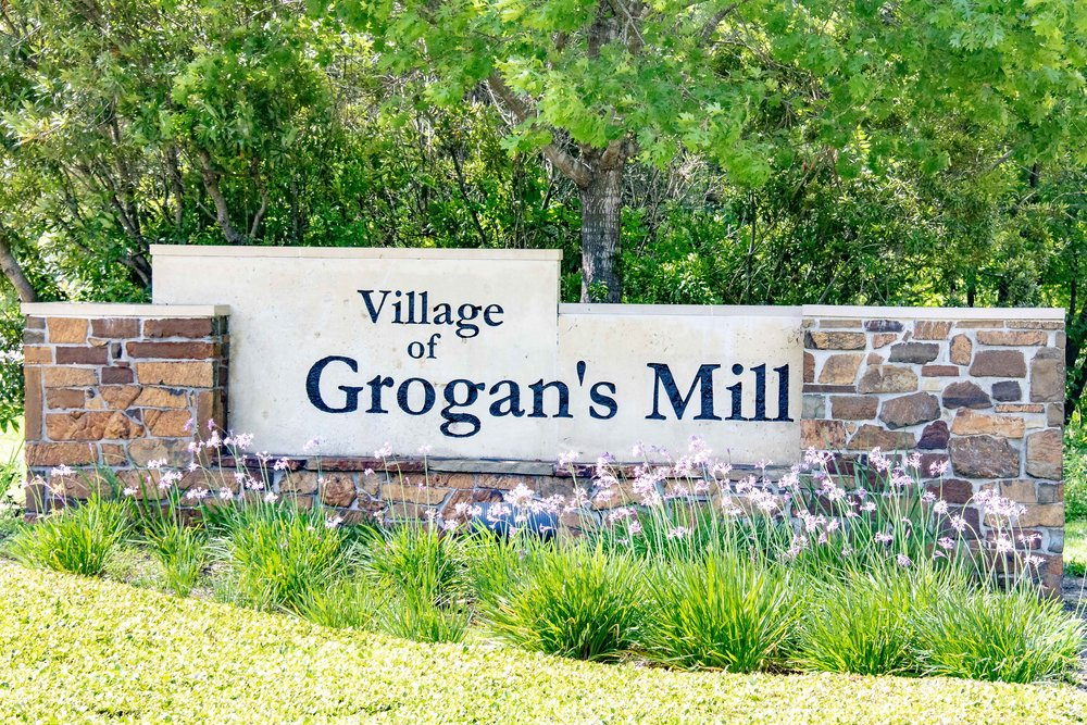 The Village of Grogan's Mill, The Woodlands, TX
