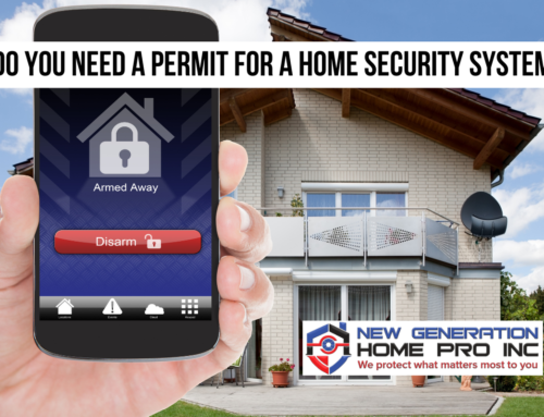 Do You Need a Permit for a Home Security System?