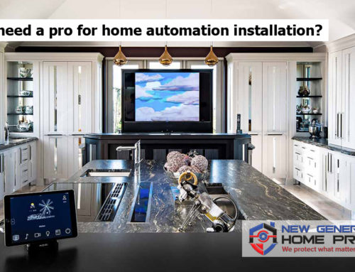 Do you need a pro for home automation installation