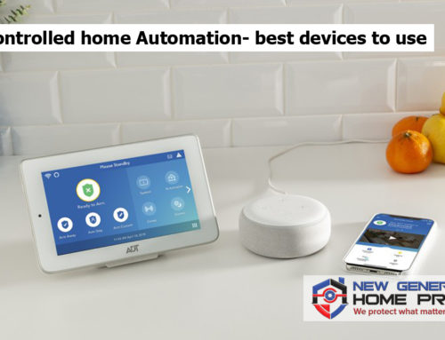 Voice-controlled home Automation – best devices to use