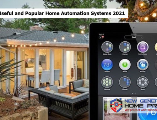 The Most Useful and Popular Home Automation Systems 2021