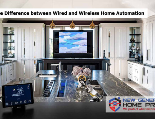 What Is the Difference between Wired and Wireless Home Automation